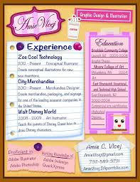 my new resume by chibi amimi on my new resume by chibi amimi