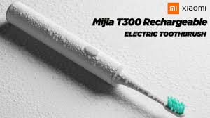 <b>Xiaomi Mijia T300 Rechargeable</b> Sonic Electric Toothbrush - White ...