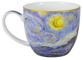 Купить <b>Carmani Чайная пара</b> Звездная ночь (Ван Гог) 250 мл ...
