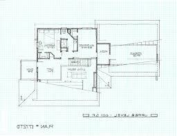 MODERN   Net Zero Energy House PlanView Reverse Floor Plan Image