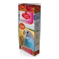 Корм для попугаев <b>РОДНЫЕ КОРМА зерновая палочка</b>, с ...
