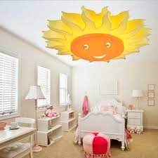18w led cartoon sun boys room ceiling lamp fixtures cute kids bedroom ceiling lamps baby room baby bedroom ceiling lights