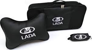 Подарочный <b>набор автомобилисту Auto</b> Premium Lada, сумка ...