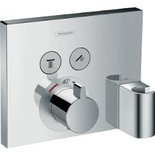 Купить <b>термостат Hansgrohe</b> ShowerSelect для <b>душа</b> 15765000