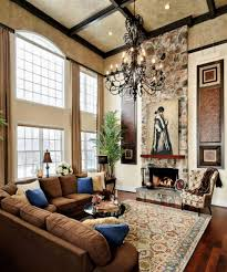 style living room tuscan mediterranean f high ceiling tuscan living room ideas white gold table on rug black