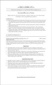 examples of lpn resumes template examples of lpn resumes