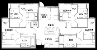 floor plans:  bed  bath a more details print floor plan