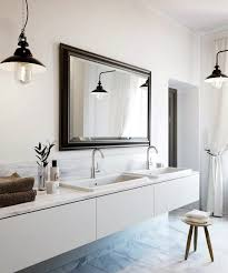 bathroom lighting placement 1000 images about his her sinks on pinterest sinks bathroom and mirror bathroom effervescent contemporary bathroom vanity lighting placement