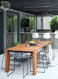 table patio cover metal tables