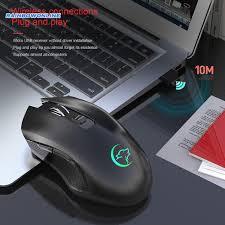 RAIN  Professional <b>G851</b> Wireless Mouse 2.4G <b>Receiver 2400DPI</b> ...