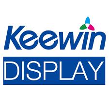 <b>Dual Sided</b> Digital Sign — Keewin <b>Display</b>