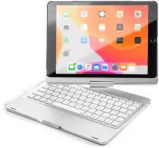Чехол-<b>клавиатура Barn&Hollis</b> для iPad 10.2 (2019) Silver ...