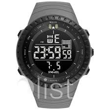 <b>Smael</b> 2019 Dial <b>Digital</b> Water Resisitant <b>Watch</b> | Other Brands ...