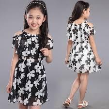 Code: 300121 GGD Children's <b>Clothing</b> Kids <b>Flower</b> Dress Chiffon ...