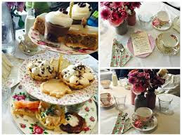 High Tea Kitchen Tea The Vintage Table Vintage China Hire Events Media