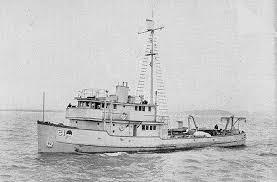 USS Killdeer (AMc-21)