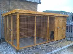 ideas about Wooden Dog Kennels on Pinterest   Dog Crate End    We know your dog is an important part of your family and now he too can enjoy all the comforts of home in one of our beautiful new Take the first