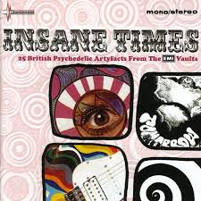 <b>Various Artists</b> - <b>Insane</b> Times - 21 British Psychedelic Artyfacts From ...