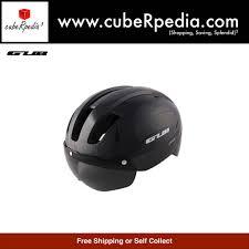 <b>GUB City Play</b> Bicycle Visor <b>Helmet</b> | Shopee Singapore