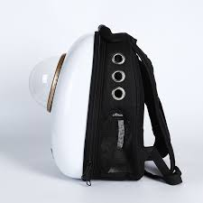 <b>New</b> Style Fashion <b>Pet Backpack</b> with Transport Trolley for <b>Cat</b>