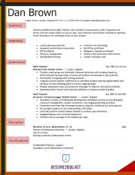 teacher resume examples for elementary school teacher resume examples teacher resume examples