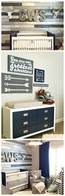 modern bedroom furniture ikea guihebaina: metallic wood wall nursery love the rustic yet modern decor in this baby boy