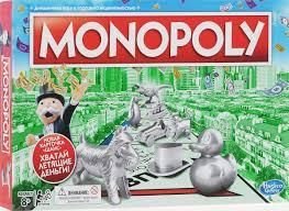 настольная игра монополия с банковскими картами monopoly