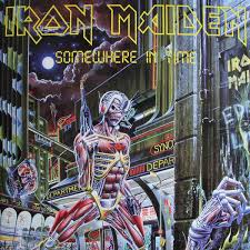 <b>Iron Maiden's</b> '<b>Somewhere</b> in Time' Turns 30