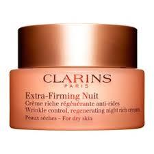 Clarins Extra-Firming <b>Регенерирующий ночной крем</b> против ...