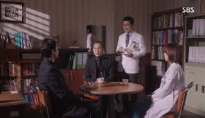 r tic doctor teacher kim episode korean drama dr song leads seo jung to a room where dr do is waiting a young rising star in the geodae cardiovascular department who is introduced to her as ahn