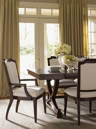 Dining Room Settees Kensington Place Westwood Rectangular Dining Table Lexington