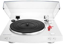 Купить <b>Виниловый проигрыватель Audio-Technica AT-LP3</b> белый ...