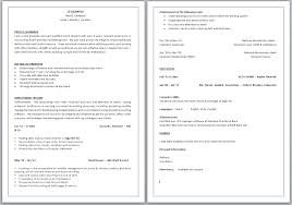 how to write a good cv   kaplan international collegescv example  cv template  sample cv  writing a cv