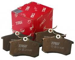 <b>Колодки тормозные дисковые TRW</b>/<b>Lucas</b> GDB1330 — купить в ...