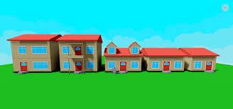 [SELLING] <b>Cartoon</b> House <b>5</b>-<b>Piece</b> Set - Asset Marketplace - Roblox ...
