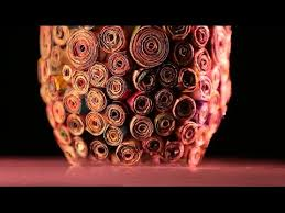 «Ручная работа». <b>Декоративная ваза</b> (25.01.2017) - YouTube