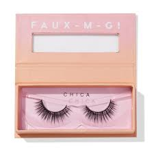 Chica - <b>Lengthening</b> Faux Mink <b>False Eyelashes</b> | ColourPop
