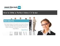 Writing a Great CV SlideShare
