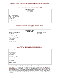 best photos of what should a formal letter look like what a good what do cover letters look like