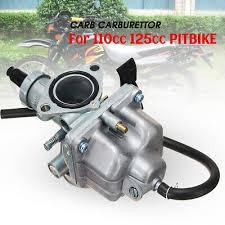 <b>26mm PZ26 Carburetor Carb</b> Air Filter Intake For 110cc 125cc ...