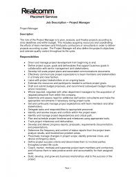 sample job description project manager sample resume for bank jobs other template category page 1009 sawyoo com project manager job salary construction project manager job description