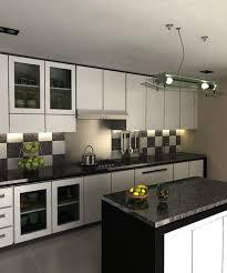 Black White Kitchen Designs Hostimg Home Decor And Ideas Black And White Kitchen Design And