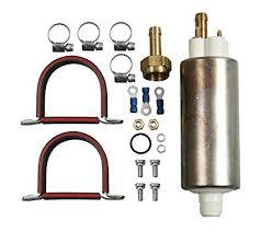 Airtex E8248 In-Line <b>Electric Fuel Pump</b> for <b>High</b> Flow <b>High</b> Pressure