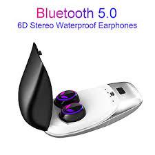 Z-YeuY <b>E8</b> TWS True Wireless <b>Earbuds</b> Mini <b>Earphone Bluetooth</b> ...