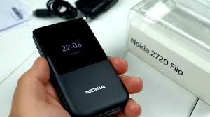 <b>Nokia</b> 2720 Flip: возвращение «легендарной» раскладушки ...