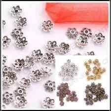 Flower Metallic 6 - 6.9 mm Size Jewelry Making Beads for sale   eBay