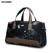 NIYOBO Casual <b>Women Travel</b> Bags Waterproof <b>Oxford</b> Portable ...