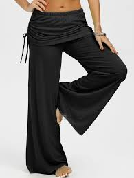 Dropshipping for <b>Skirted Wide Leg Pants</b> to sell online at wholesale ...