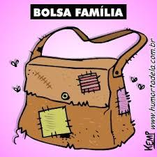 Afbeeldingsresultaat voor charge bolsa familia