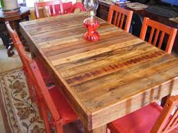 Dining Room Tables Reclaimed Wood Rustic Reclaimed Wood Dining Table Home Design Great Simple